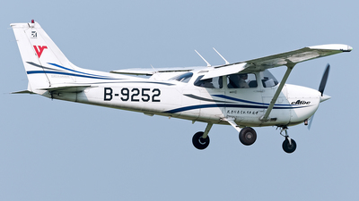 B-9252 - Cessna 172R Skyhawk - Civil Aviation Flight University of China