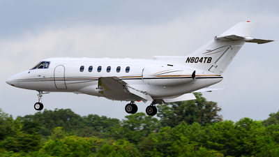 N804TB - Raytheon Hawker 800XP - Private