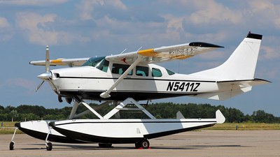 N5411Z - Cessna TU206G Turbo Stationair - Private
