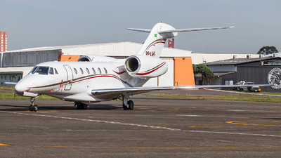 PP-LAR - Cessna 750 Citation X - Private