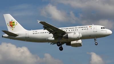 6V-ONE - Airbus A319-115(CJ) - Senegal - Government