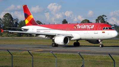 N992AV - Airbus A320-214 - Avianca