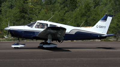 C-GNYY - Piper PA-28-151 Cherokee Warrior - Private