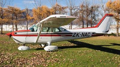 ZK-NAC - Reims-Cessna F172P Skyhawk II - Air New Zealand Flying Club