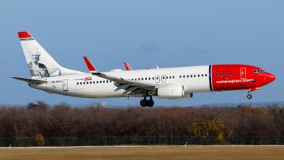 SE-RRB - Boeing 737-8JP - Norwegian