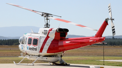 VH-NEN - Bell 212 - Kestrel Aviation