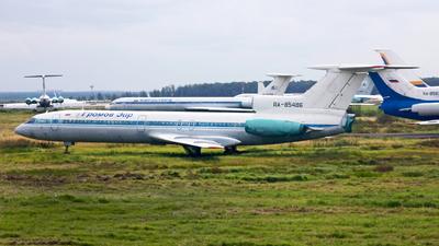 RA-85486 - Tupolev Tu-154B-2 - Gromov Air