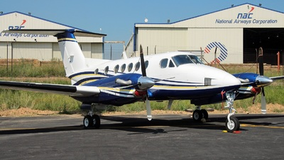 ZS-NLF - Beechcraft B200 Super King Air - Private
