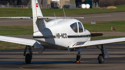 HB-NCO - Rockwell Commander 114 - Private
