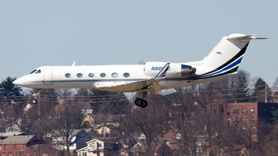 N889CG - Gulfstream G-IV - Private