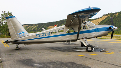 N907KW - De Havilland Canada DHC-2 Mk.III Turbo-Beaver - Fly Denali