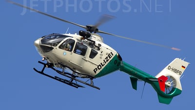 D-HBPB - Eurocopter EC 135 - Germany - Police