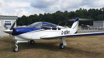 G-BOWY - Piper PA-28RT-201T Turbo Arrow IV - Private