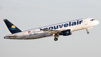 A picture of TSINH - Airbus A320214 - Nouvelair Tunisie - © Emmanuel NARGIL