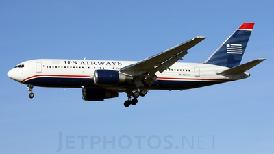 N251AY - Boeing 767-2B7(ER) - US Airways