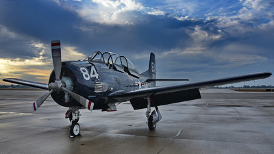 NX171BA - North American T-28B Trojan - Private