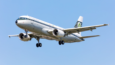 A picture of EIDVM - Airbus A320214 - Aer Lingus - © Andy Fonseca