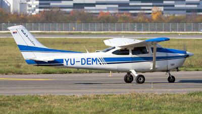 YU-DEM - Reims-Cessna F182Q Skylane II - GAS Aviation