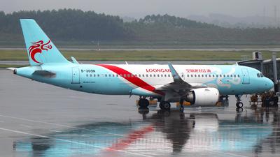 B-309N - Airbus A320-251N - Loong Air