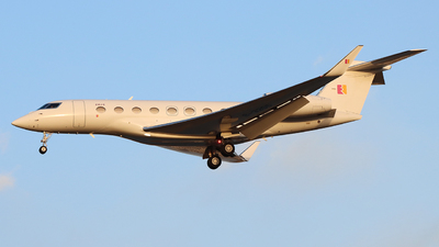 B-3255 - Gulfstream G650 - Private
