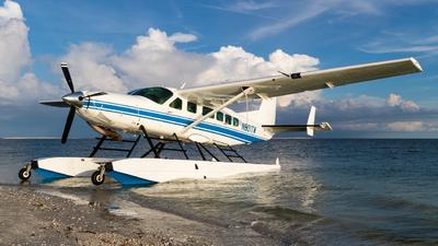 N801TW - Cessna 208 Caravan - Private