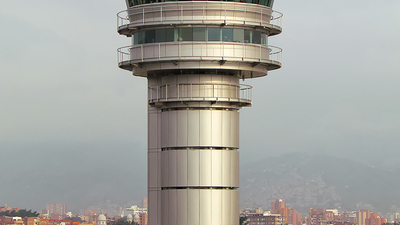 SKMD - Airport - Control Tower
