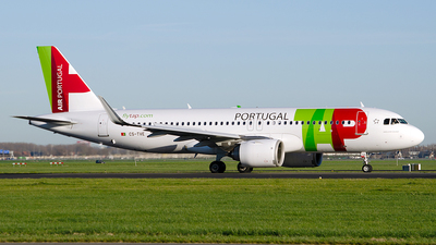 A picture of CSTVE - Airbus A320251N - TAP Air Portugal - © Paul Stam