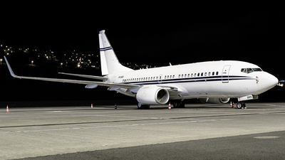 PR-BBS - Boeing 737-7BC(BBJ) - Private