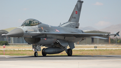 93-0658 - General Dynamics F-16C Fighting Falcon - Turkey - Air Force