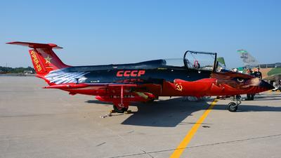 N129DH - Aero L-29 Delfin - Private
