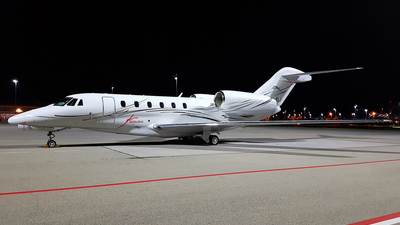 9H-ELI - Cessna 750 Citation X - Private