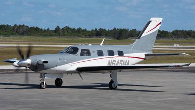 N645MA - Piper PA-46-M600 - Private