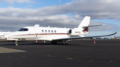 N612QS - Cessna Citation Latitude - NetJets Aviation