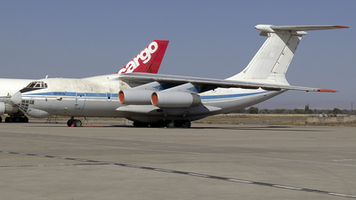 UP-I7630 - Ilyushin IL-76TD - SkyLink Arabia