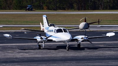 N126BT - Cessna 414 Chancellor - Private