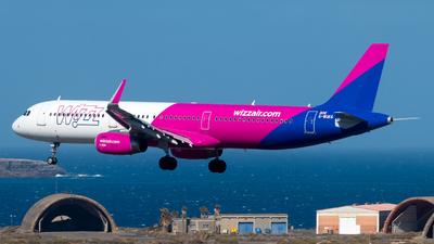 A picture of GWUKG - Airbus A321231 - Wizz Air - © Pablo Gonzalez de Leon