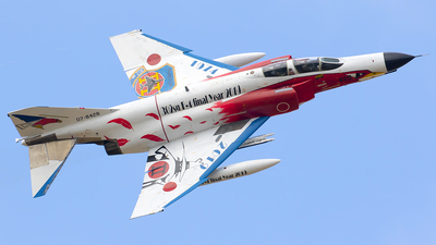 07-8428 - McDonnell Douglas F-4EJ Kai - Japan - Air Self Defence Force (JASDF)