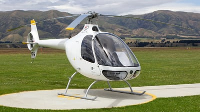 ZK-IFH - Guimbal Cabri G2 - Wanaka Helicopters