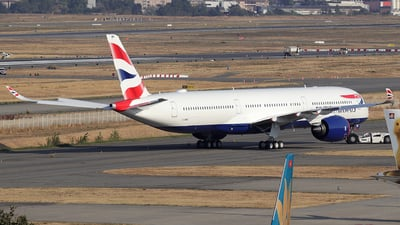 G-XWBG - Airbus A350-1041 - British Airways