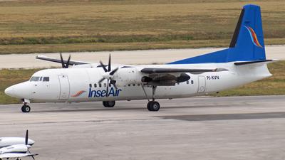 A picture of PJKVN - Fokker 50 - [20299] - © Peter Kesternich