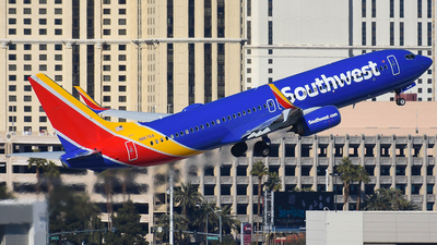 N8676A - Boeing 737-8H4 - Southwest Airlines