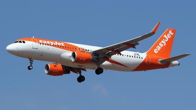 OE-ICM - Airbus A320-214 - easyJet Europe