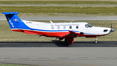 VH-OWJ - Pilatus PC-12/47E - Royal Flying Doctor Service of Australia (Western Operations)