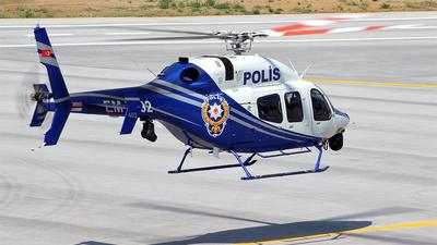 EM-7092 - Bell 429 Global Ranger - Turkey - Police