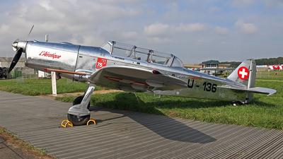 HB-RAR - Pilatus P2-06 - L'Aerotique Association