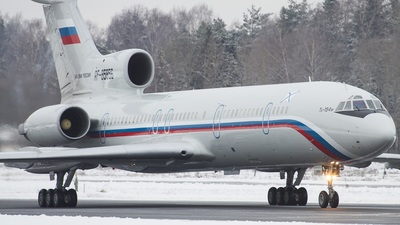 RF-85856 - Tupolev Tu-154M - Russia - Navy