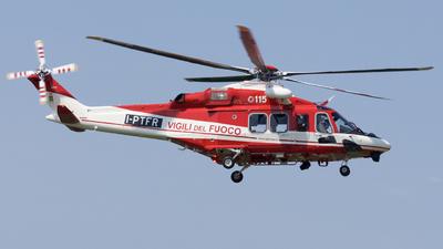 I-PTFR - Agusta-Westland AW-139 - Italy - Vigili del Fuoco