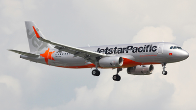 VN-A564 - Airbus A320-232 - Jetstar Pacific Airlines