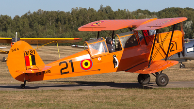 OO-SVG - Stampe and Vertongen SV-4B - Private