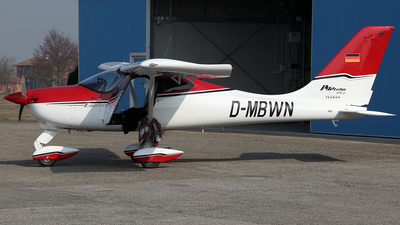 D-MBWN - Tecnam P92 Echo MkII - Private